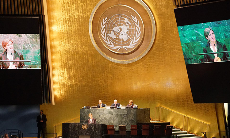 Remarks by Ambassador Samantha Power, U.S. Permanent Representative to the United Nations, at a UN General Assembly Tribute to the Memory of His Majesty King Bhumibol Adulyadej, October 28, 2016