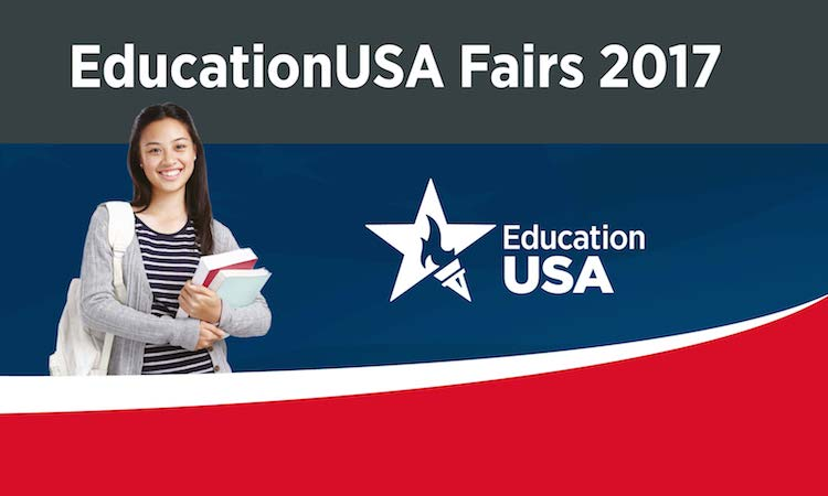 EducationUSA Fairs 2017