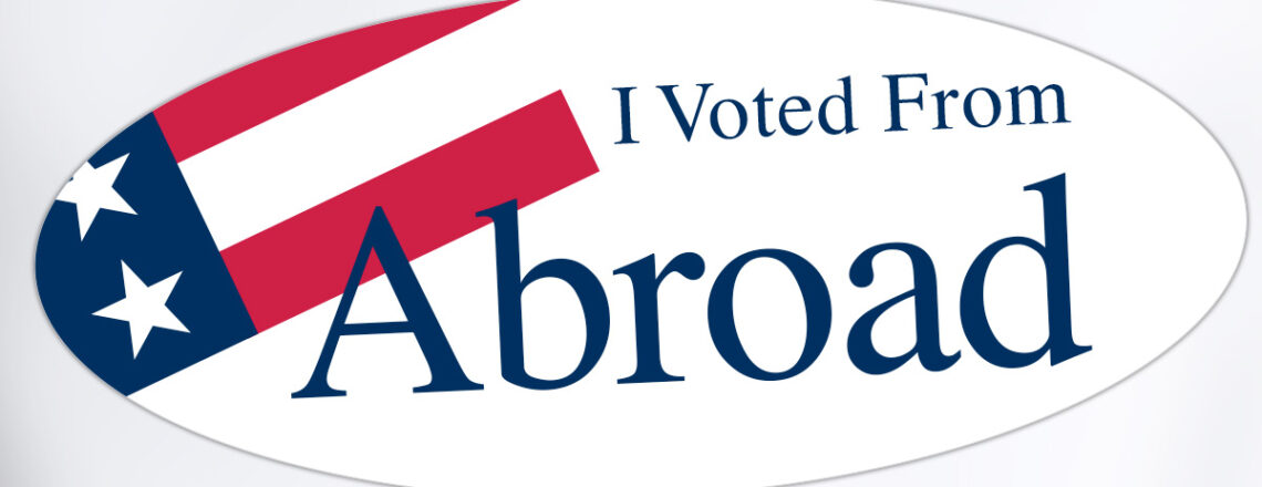 Voting Overseas