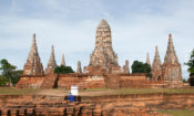 Ambassadors Fund for Cultural Preservation (AFCP): Preservation of the 17th-Century Wat Chaiwatthanaram at Ayutthaya