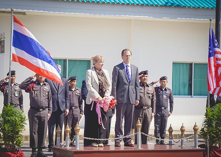 International Law Enforcement Academy Bangkok (ILEA) | U S  Embassy