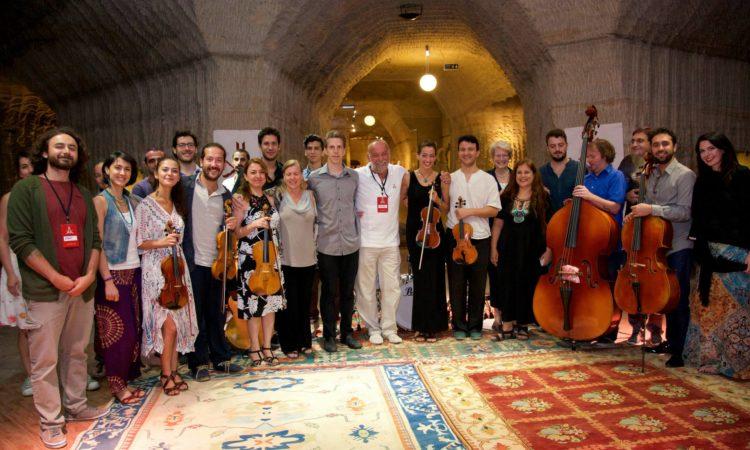 Kapadokya Klasik Keyifler Müzik Festivali 2015