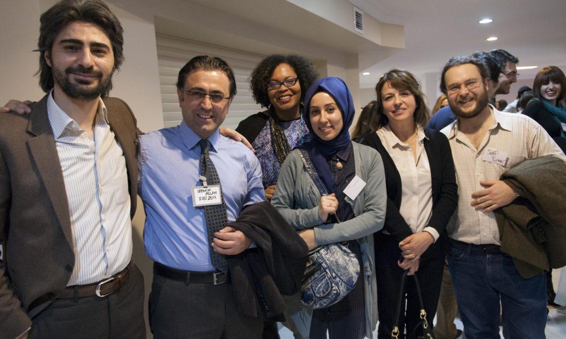 Group of participants