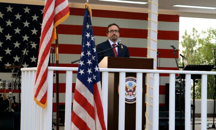 Ambassador Bass's Independence Day Speech - July 2, 2015