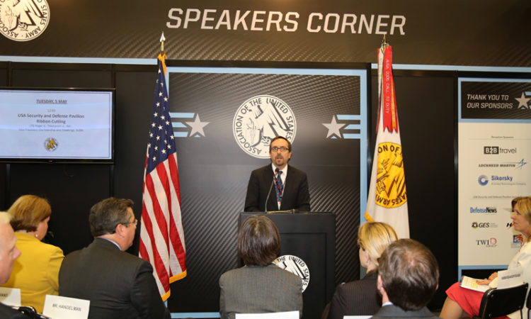 Remarks by Ambassador John Bass at the Opening of U.S. Pavilion at IDEF 2015
