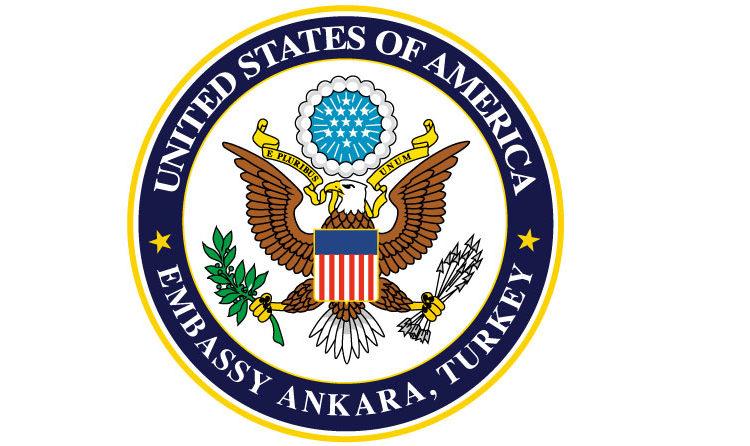 U.S. Embassy Ankara Seal