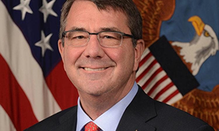Secretary of Defense Ash Carter