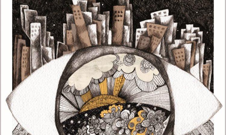 Dream of City through the Eye of Women (© Gulnar Hajo)
