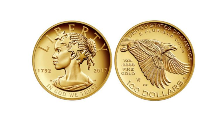 2017 American Liberty 225th Anniversary Gold Coin (U.S. Mint)