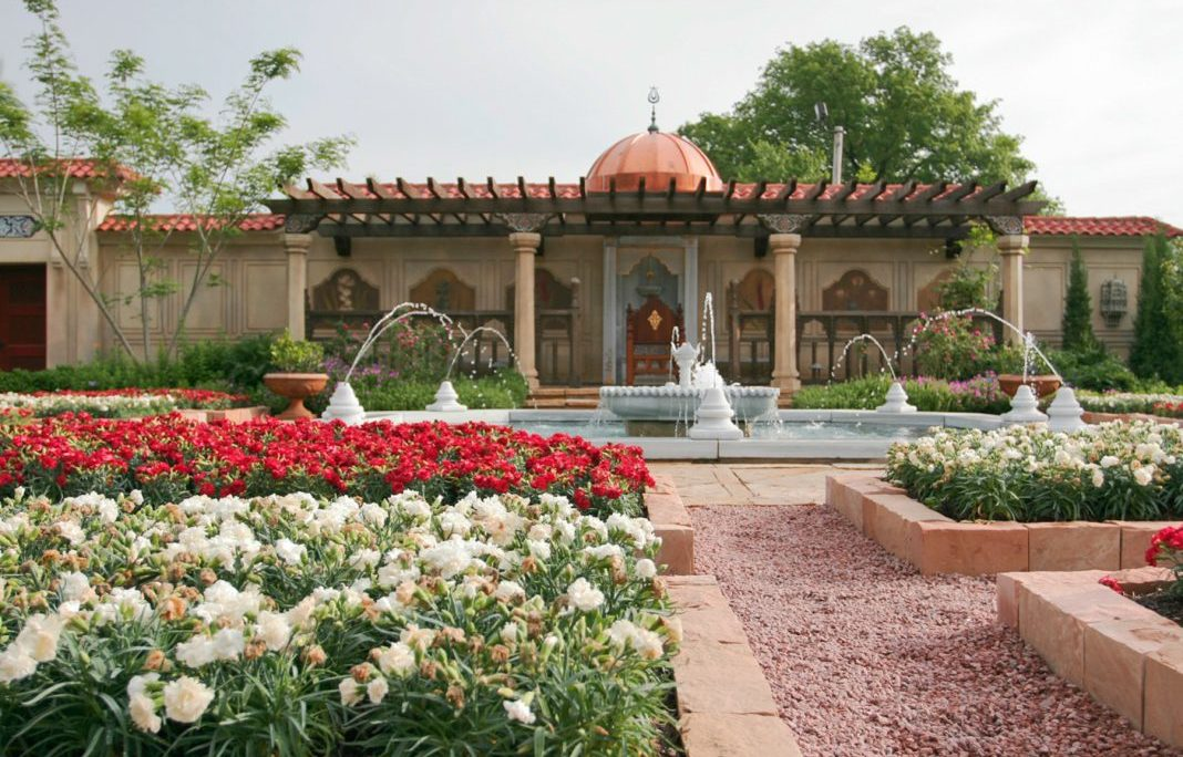 Ottoman Garden Traditions Are Alive In St Louis U S Embassy Consulates In Turkey