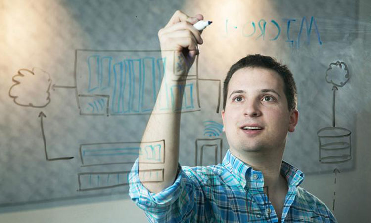 A young inventor who contributed new patent applications in 2015 to advance the future of cognitive, cloud and Internet of Things.