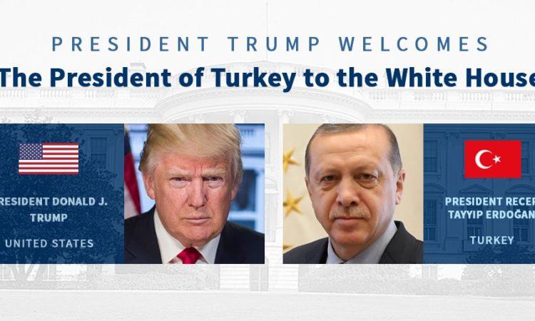 President Donald J. Trump's Meeting with President Recep Tayyip Erdogan of Turkey