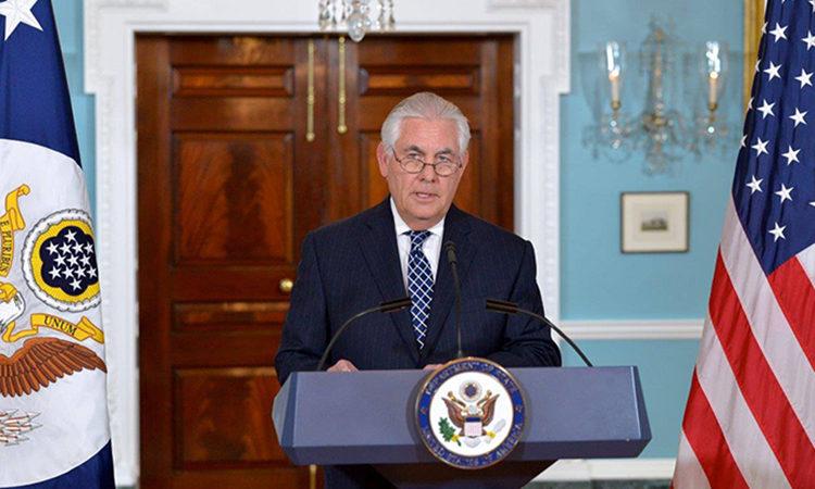 Secretary Tillerson 750