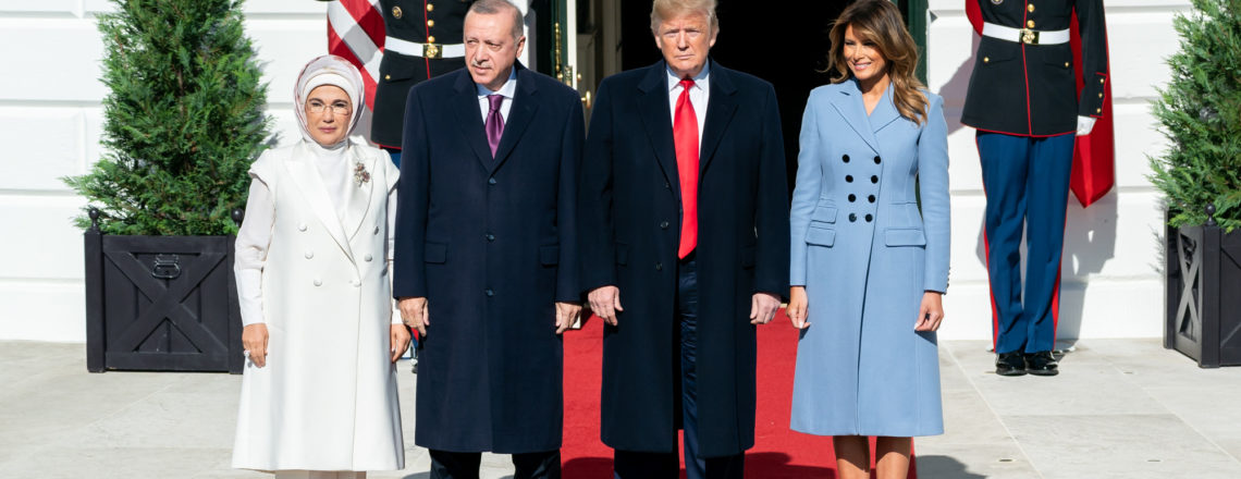 President Donald J. Trump is Committed to Direct Engagement and Diplomacy with Turkey