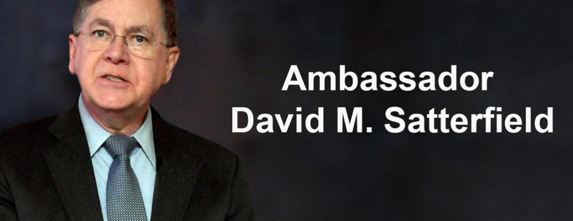 Büyükelçi Satterfield'ın Dünya İnsan Hakları Günü Dolayısıyla Yaptığı Açıklama