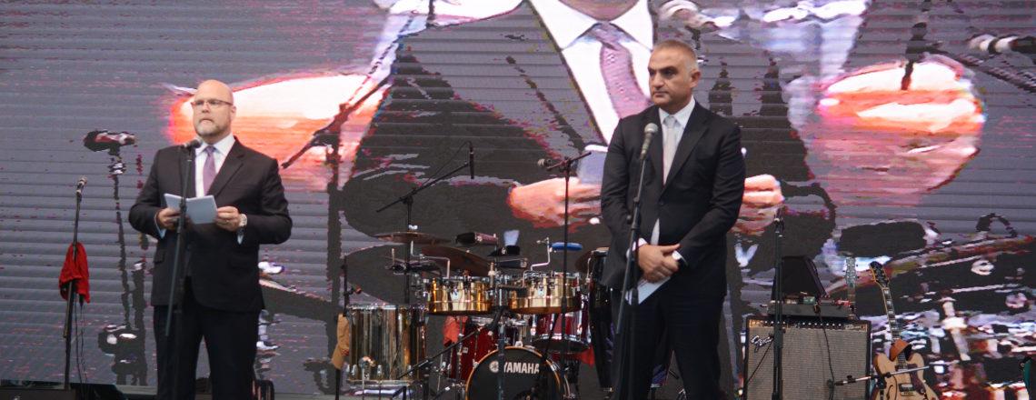 Maslahatgüzar Hovenier Tarafından Bağımsızlık Günü Resepsiyonunda Yapılan Konuşma