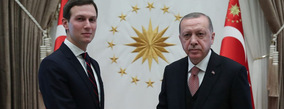 Readout of Meeting Between Administration Officials and President Erdogan of Turkey