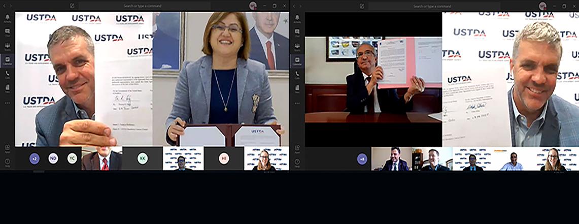 USTDA Announces U.S.–Turkey Next Generation Cities Initiative