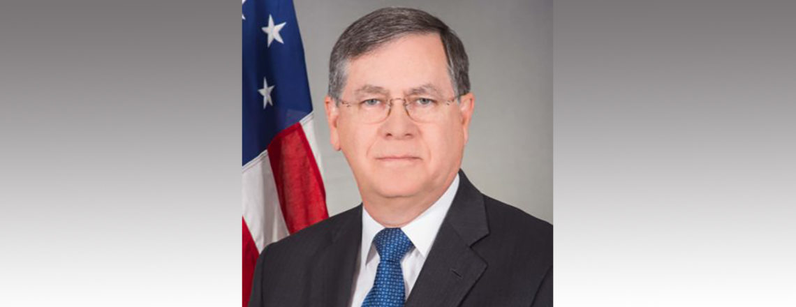 U.S. Ambassador David M. Satterfield