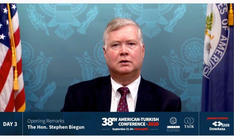 Steven Biegun, Deputy Secretary of State