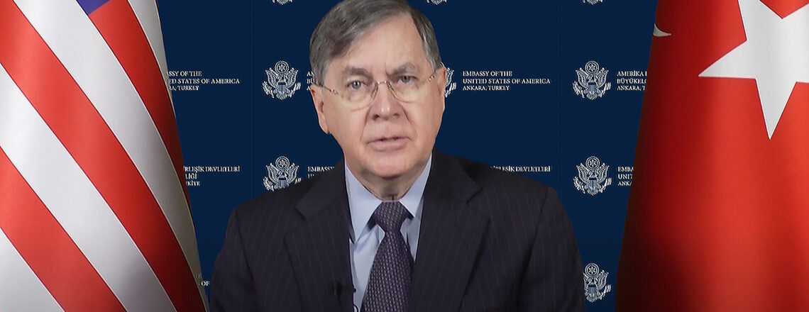 Ambassador Satterfield 's Virtual Remarks to the Fulbright Commission's 70th Anniversary