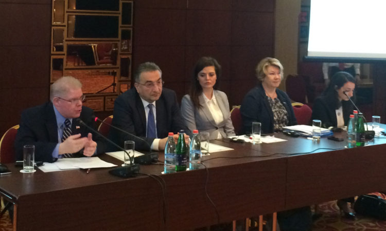 Workshop Looks at Collective Copyright Management in Armenia