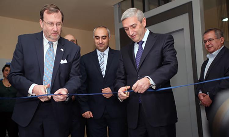 Երևանում պաշտոնապես բացվեց Ինովացիոն լուծումների և տեխնոլոգիաների կենտրոնը