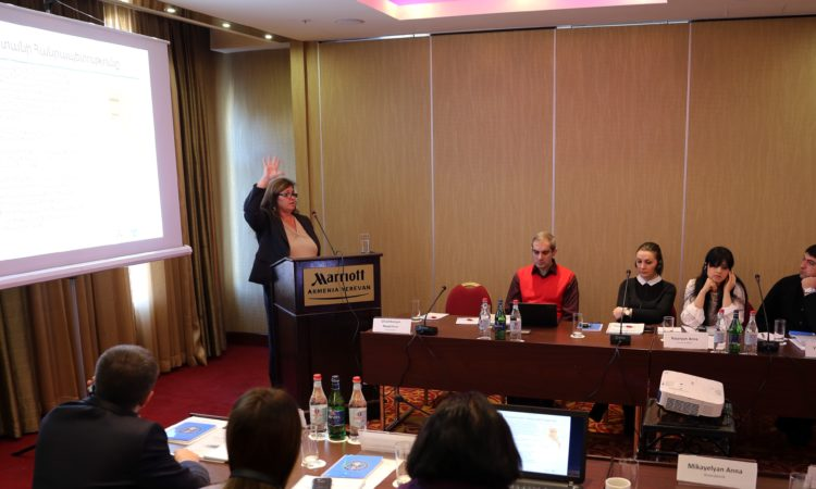 U.S. Embassy Trains Armenian Financial Sector to Combat WMD Proliferation
