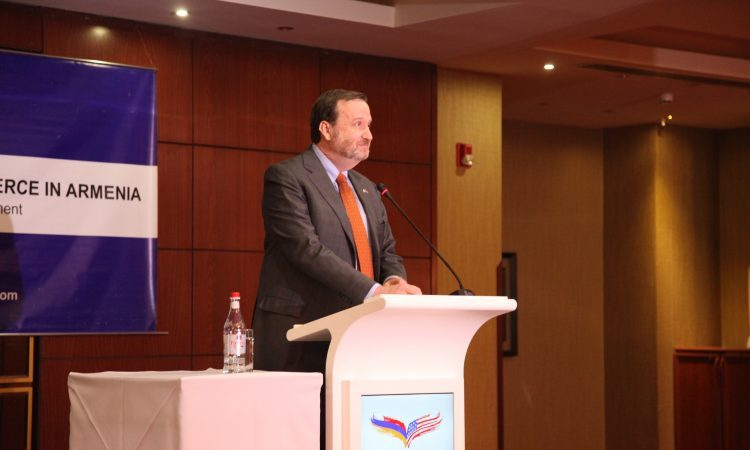 Ambassador Richard Mills Remarks to American Chamber of Commerce