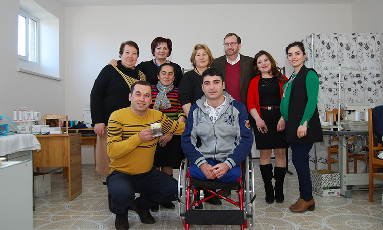 U.S. Ambassador Highlights Role Women Play in Armenia's Development During Trip to Gegharqunik