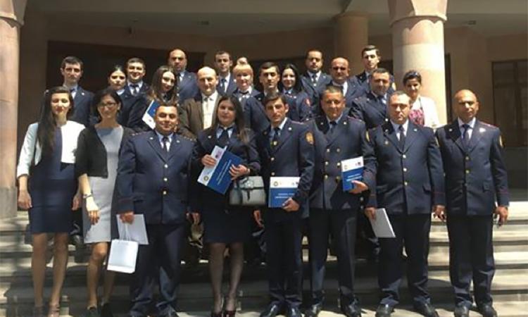 Embassy helps train investigators on cases involving minors