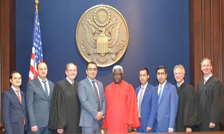 Armenian judicial system reform in focus on study trip