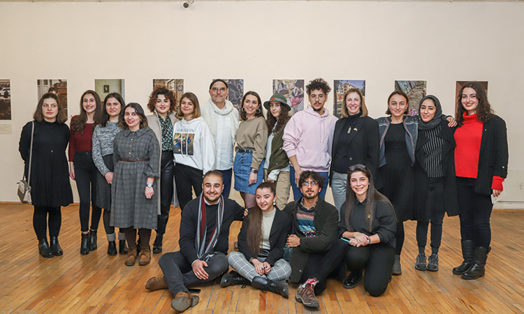 #BridgingStories II exhibit connects a second group of Armenian and Turkish photographers through shared stories