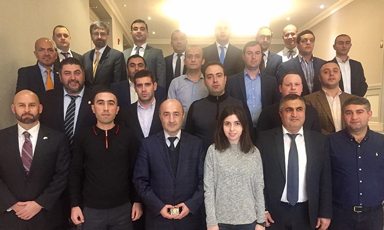 U.S. Trains Armenian Legal Experts on Intellectual Property Rights