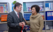 U.S. Embassy funds new American Library and Training Center in Tavush