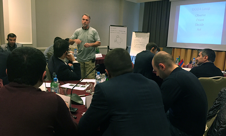 Joint INL and DEA Advanced Narcotics Investigation Course