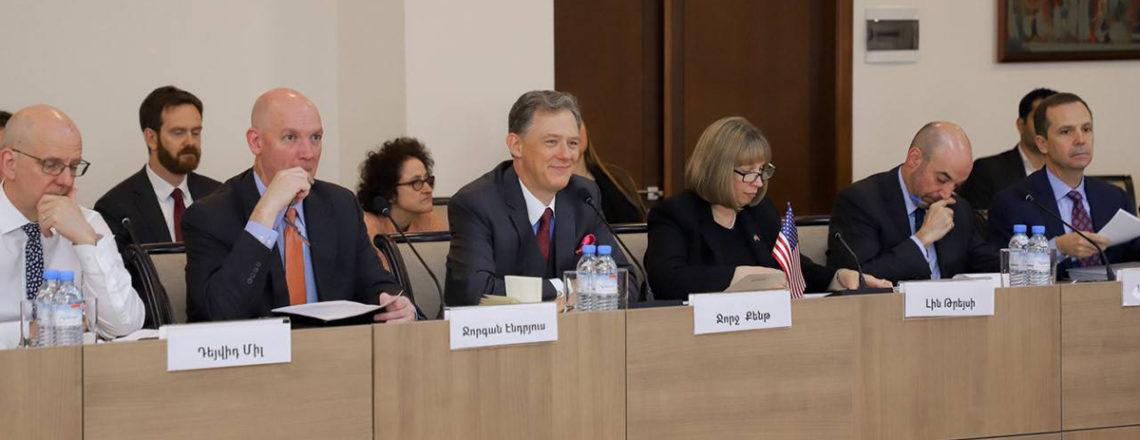 U.S.-Armenia Strategic Dialogue Joint Statement