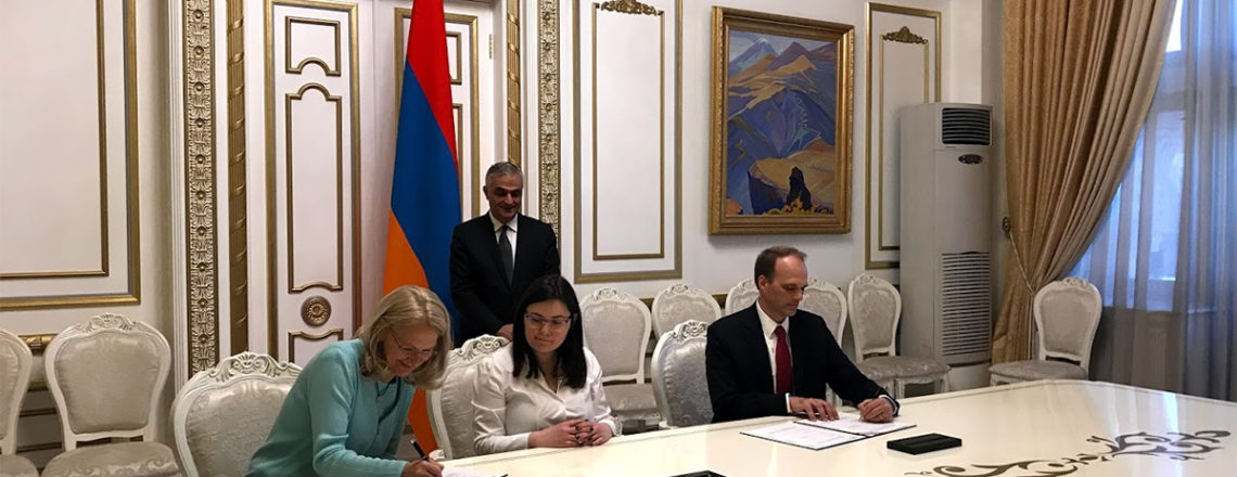 USAID and Government of Armenia Extend Two Bilateral Agreements