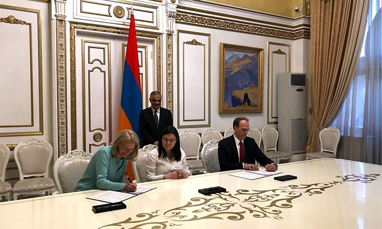 USAID and Government of Armenia Extend Two Bilateral Agreements to Advance US-Armenia Strategic Dialogue