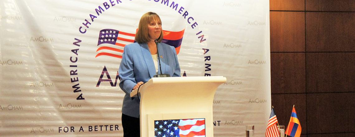 Ambassador Tracy: American Chamber of Commerce Policy Speech