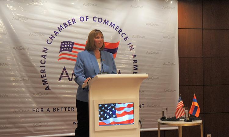Ambassador Tracy: AmCham Policy Speech