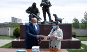 Support to the Government of Armenia by the Defense Threat Reduction Agency amid COVID-19 Outbreak in Armenia