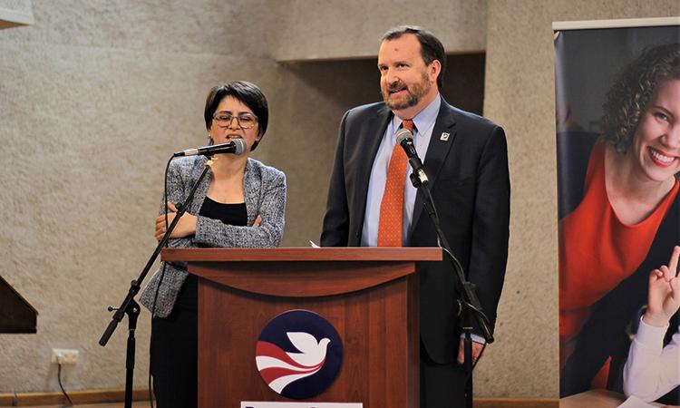Ambassador Richard Mills, Jr. Remarks at swearing in of Peace Corps Volunteers