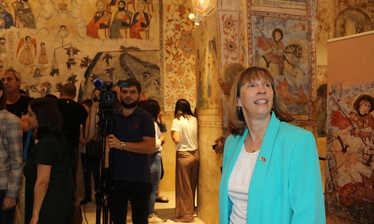 U.S.-Funded Meghri Cultural Preservation Project Complete