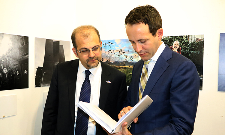 U.S. Embassy sponsors Armenian-Turkish photojournalism book #BridgingStories