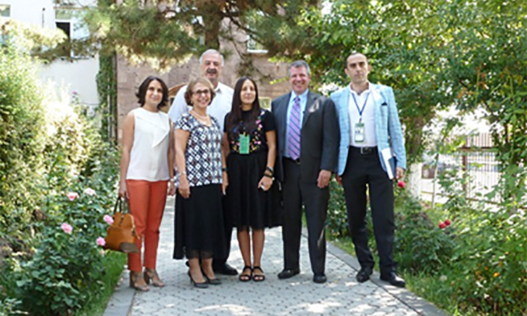 Forensic Management Training for Armenian National Bureau of Expertises
