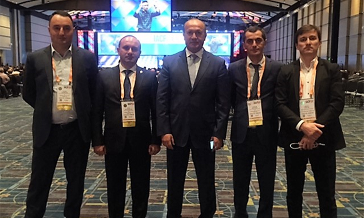 Serving the Leaders of Today, Developing the Leaders of Tomorrow – INL Supports Armenian Delegation to International Association of Chiefs of Police (IACP) Conference