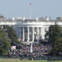 Det Hvide Hus i Washington, D.C.