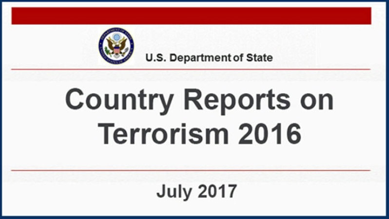 Country Reports on Terrorism 2016