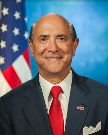 Photo of Ambassador Lewis M. Eisenberg